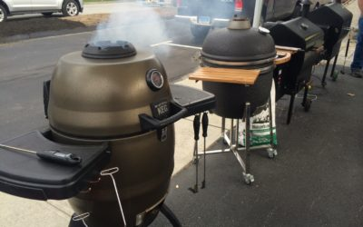 Outdoor Cooking with Grills and Smokers