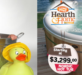 Looking for a GREAT PRICE on a hot tub? LOOK, starting at $3,299!