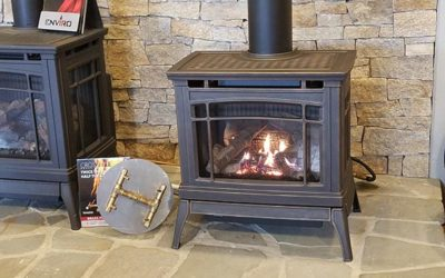 Enviro Westley Gas Burning Stove